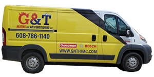 G&T Heating and Air Conditioning Services Wisconsin